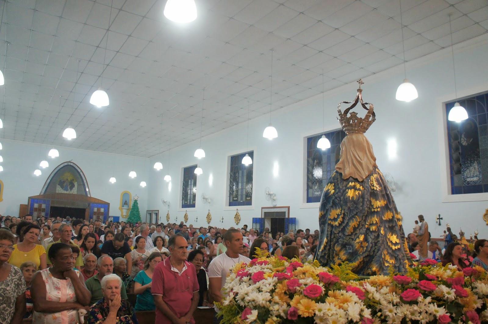 Madre de Deus celebra a sua Padroeira