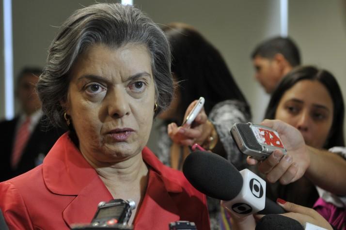 A relatora do processo, Carmem Lúcia, deu o parecer favorável às biografias não autorizadas