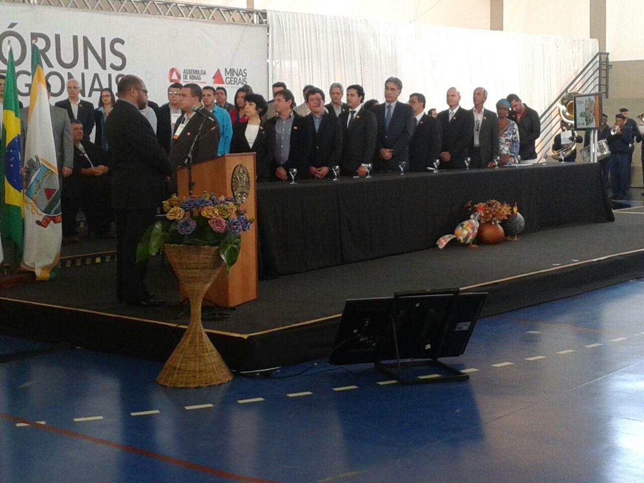 São João del-Rei sedia 7º Fórum Regional do Governo do Estado