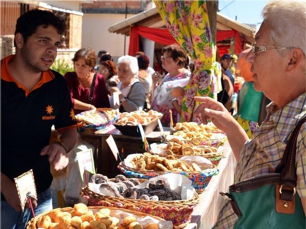 São Tiago se prepara para a XVII Festa do Café com Biscoito