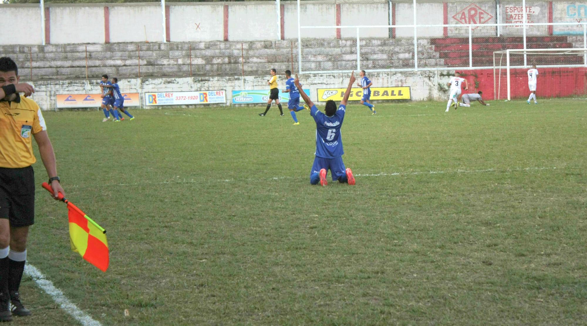 Gol do Formiga saiu na etapa final da partida em jogada de contra-ataque