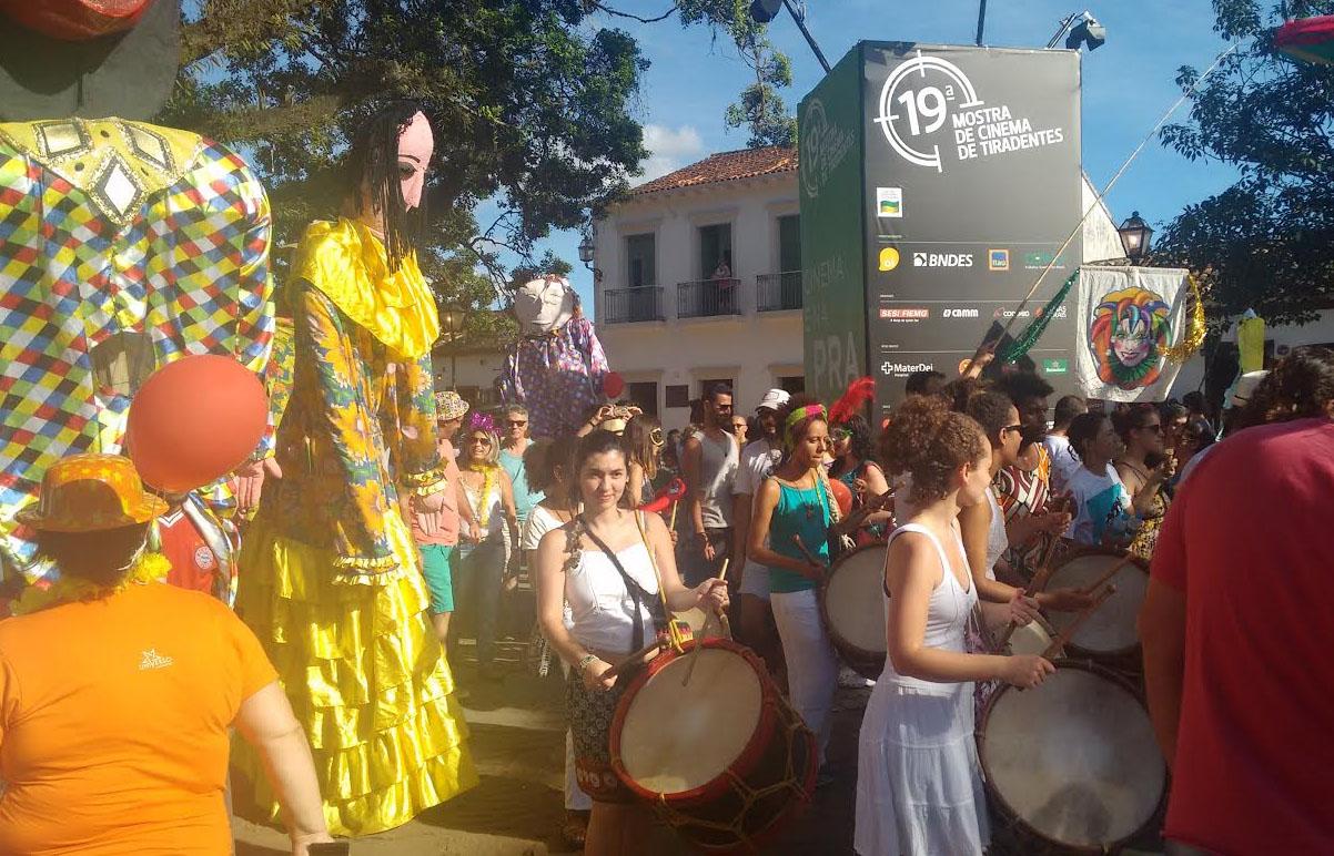 Mostra de Cinema de Tiradentes comemora 298 anos da cidade