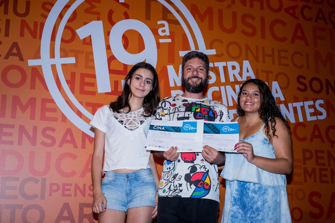 Prêmios e filmes produzidos por oficinas fecham a 19ª Mostra de Cinema de Tiradentes