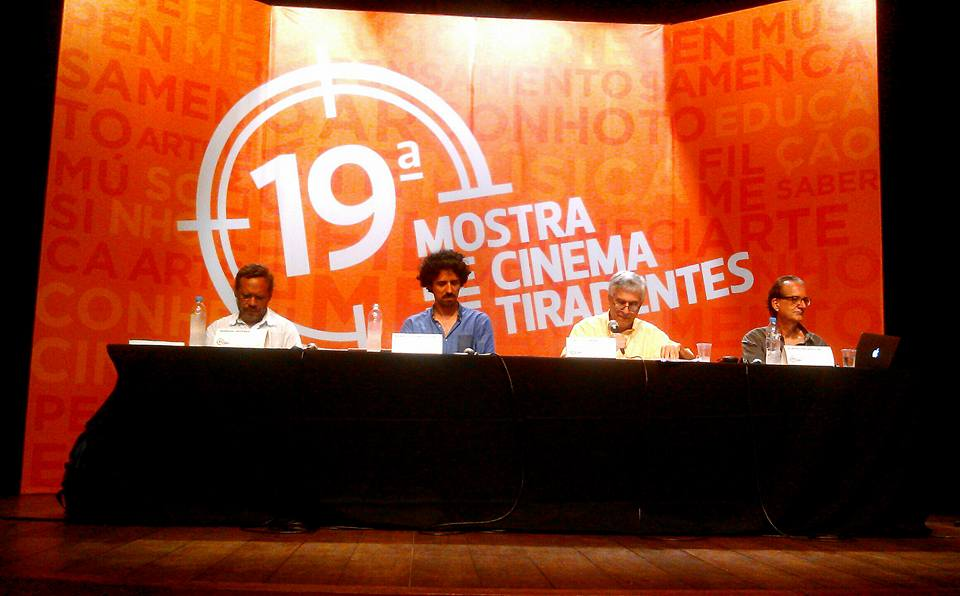 Debates e exibições de curtas marcam penúltimo dia da Mostra de Cinema de Tiradentes