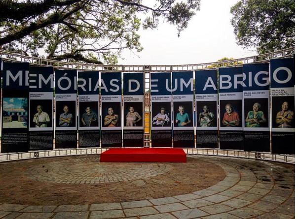 Mostra de Cinema promove exposição em homenagem ao Abrigo de Idosos em Tiradentes