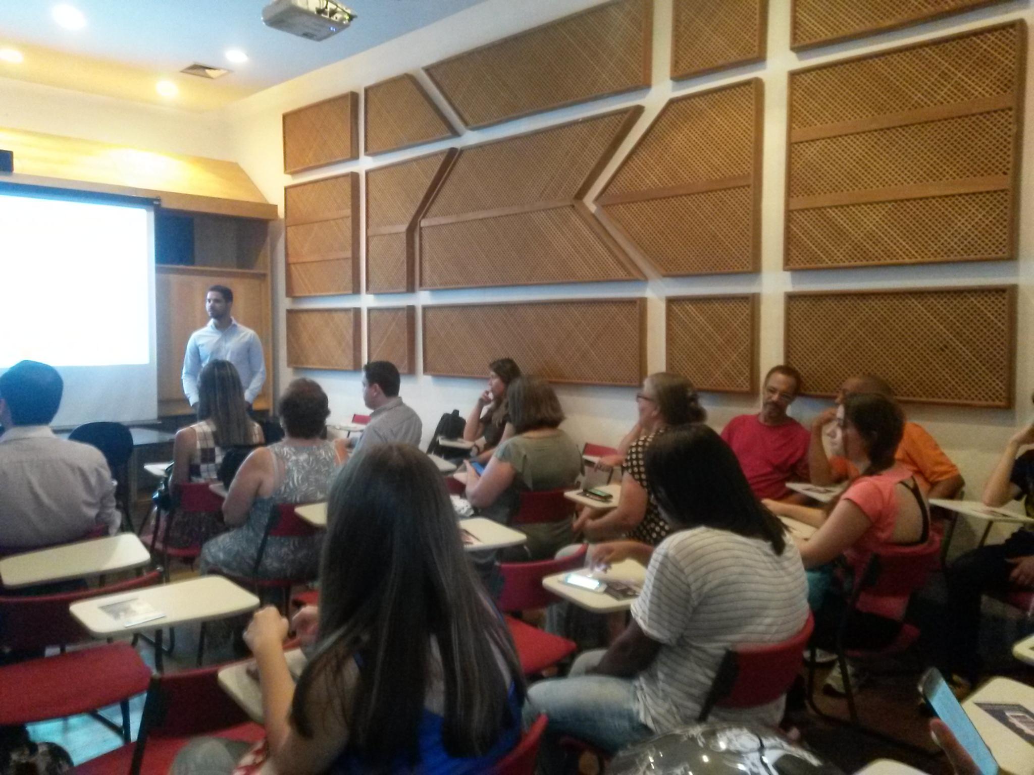 Lançamento de Aplicativo Semana Santa SJDR é prestigiado por várias pessoas - Foto: Ana Resende Quadros