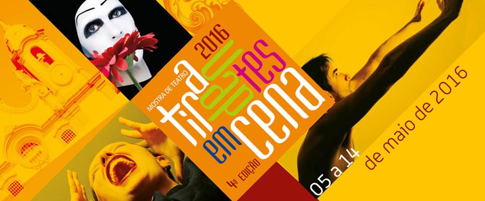 Mostra de Teatro em Tiradentes acontece em maio