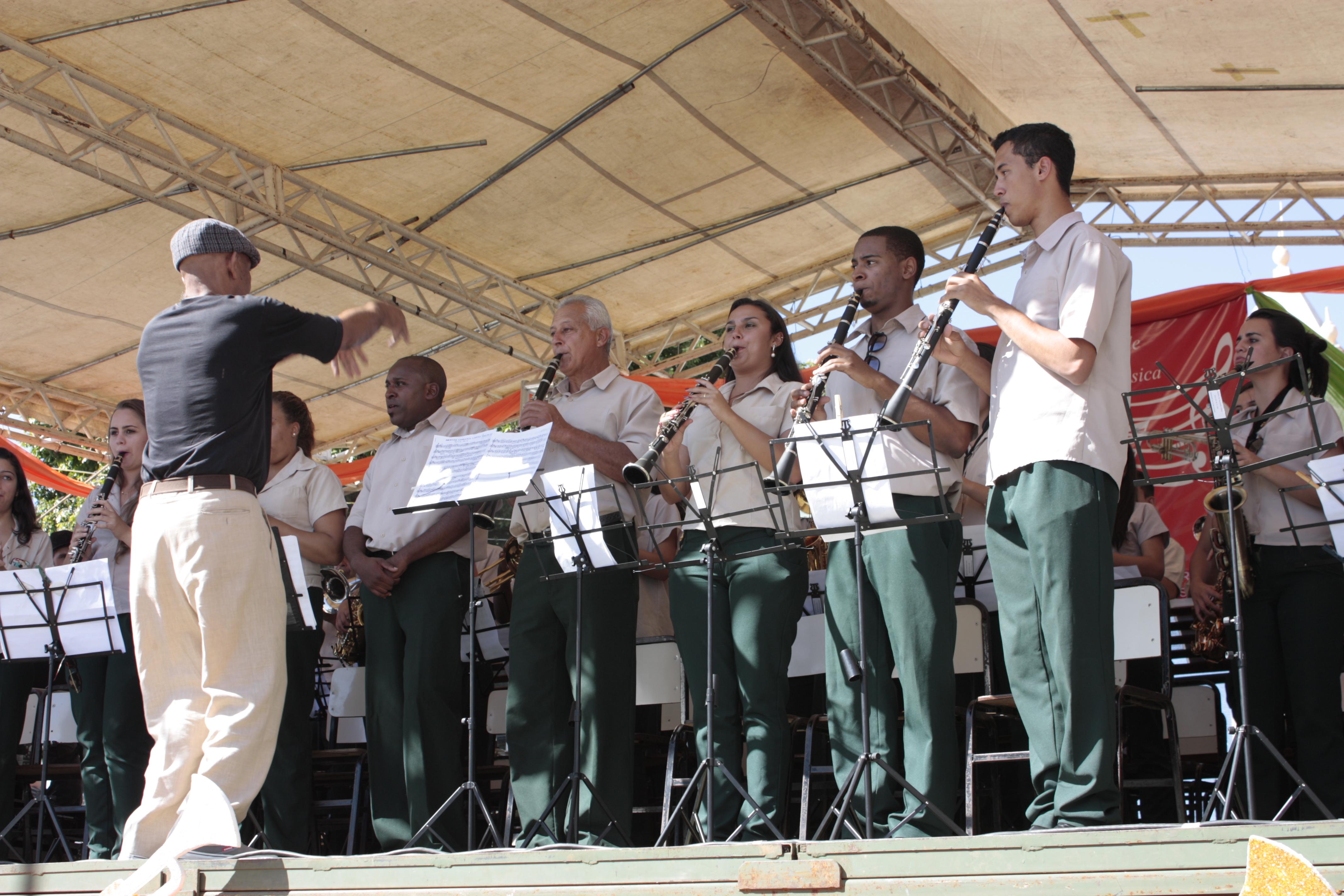 Inscrições para o Festival de Música de Nazareno vão até terça, 10