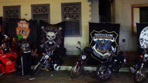 Diversos Moto Clubes marcaram presenaça no evento em 2014. FOTO/VAN: Thais Andressa