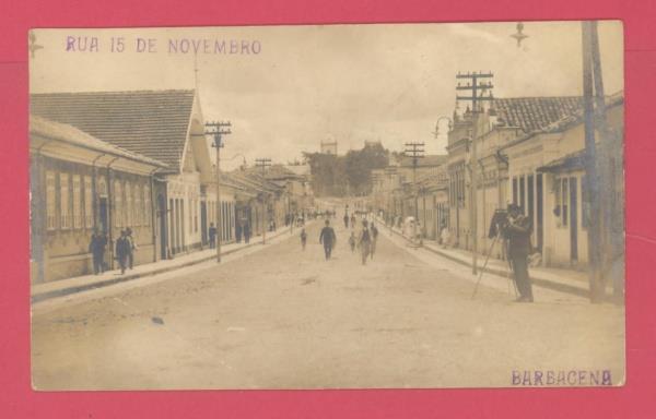 Grupo no Facebook resgata a história de Barbacena através de fotos