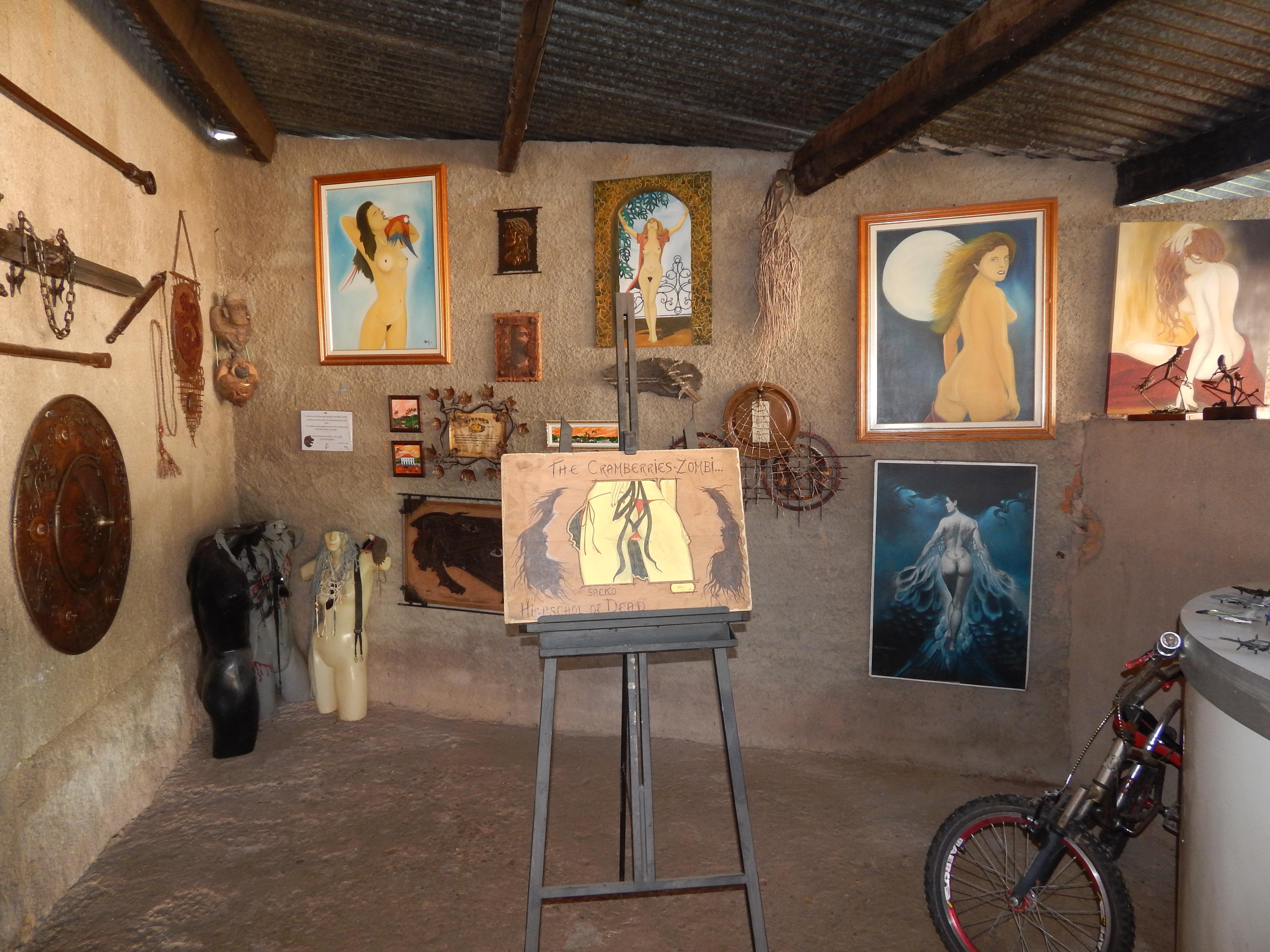 Fernando Ferreira Alves: uma história de amor pela  arte