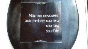 Exposição Ser Humano, de Patrícia Monteiro, está em cartaz no Centro Cultural Feminino. FOTO/VAN: Beatriz Estima