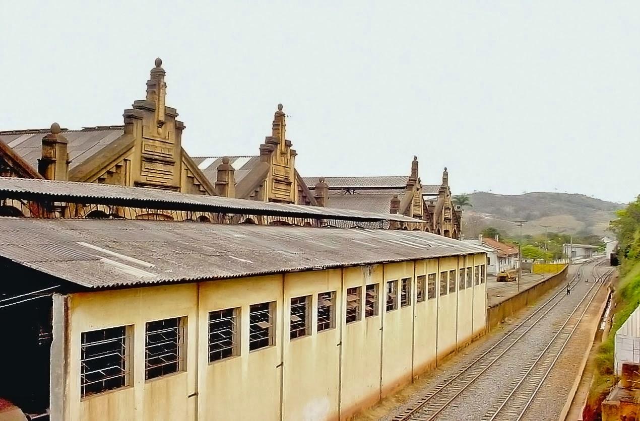 Os novos trens de Minas