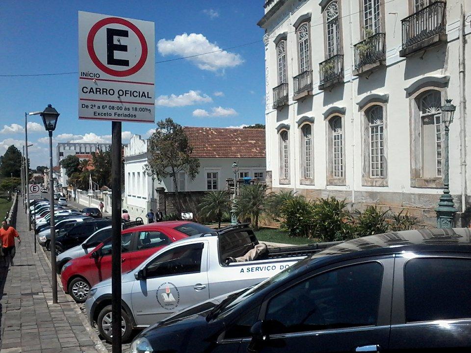 Estacionamento Rotativo voltará às ruas de São João del-Rei