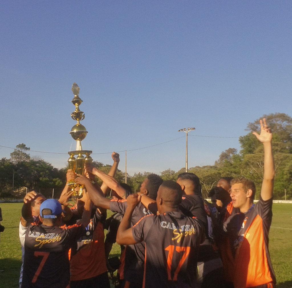 Nova Holanda vence o Campeonato Regional de Futebol Amador