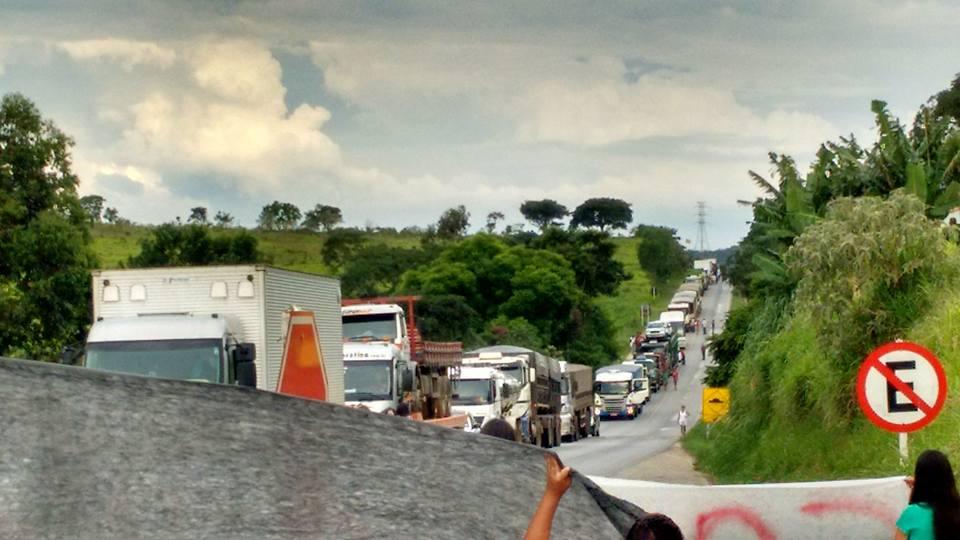 Foto: Divulgação - Blog Somos todos vítimas da BR 265