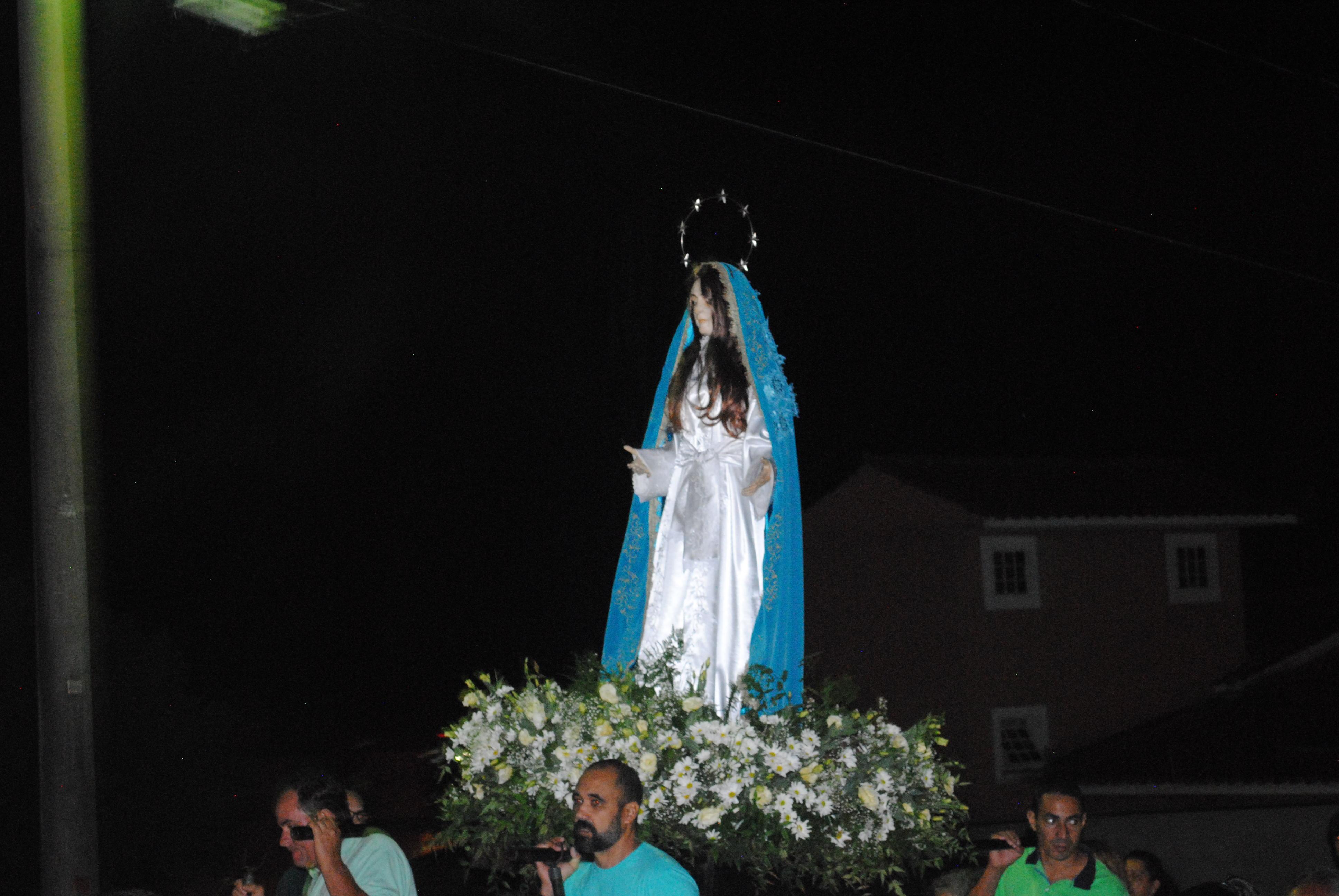 Devotos de Perdões celebram o Triunfo de Nossa Senhora