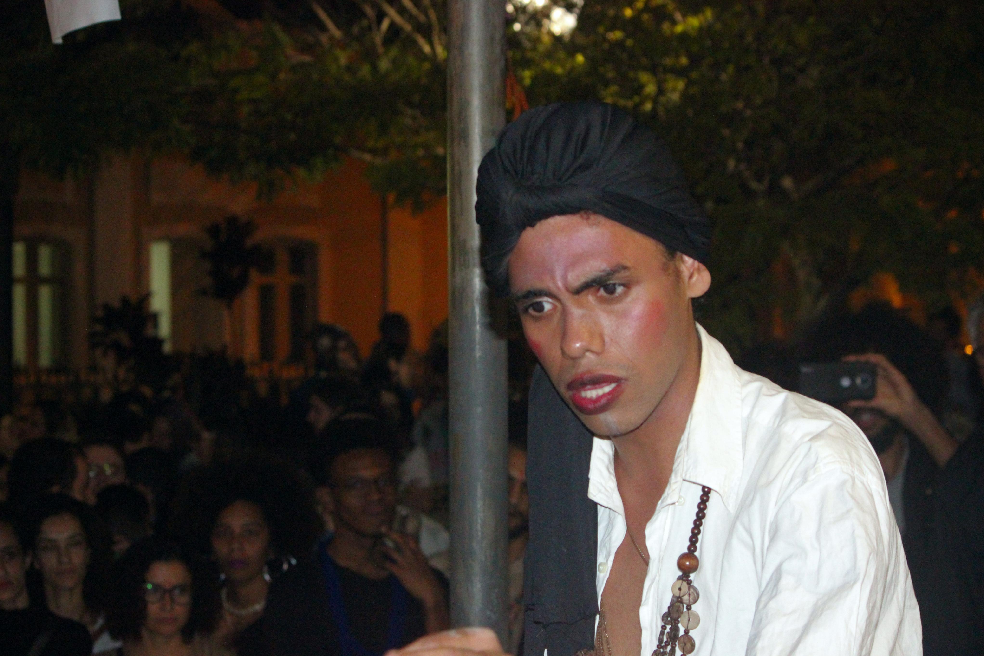 A memória e festa da cultura afro-brasileira na 16ª Semana de Museus:  da defesa do Fortim dos Emboabas à primeira Quizumba! de rua