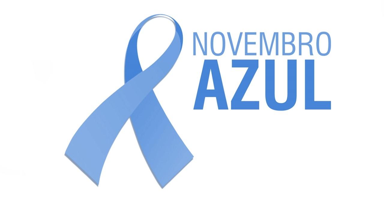 Novembro Azul reforça a importância do combate ao câncer de próstata
