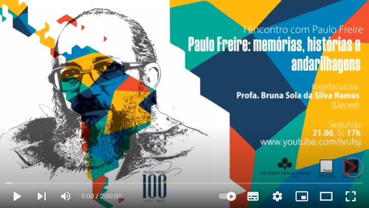 Paulo Freire: o Patrono da Educação completa 100 anos